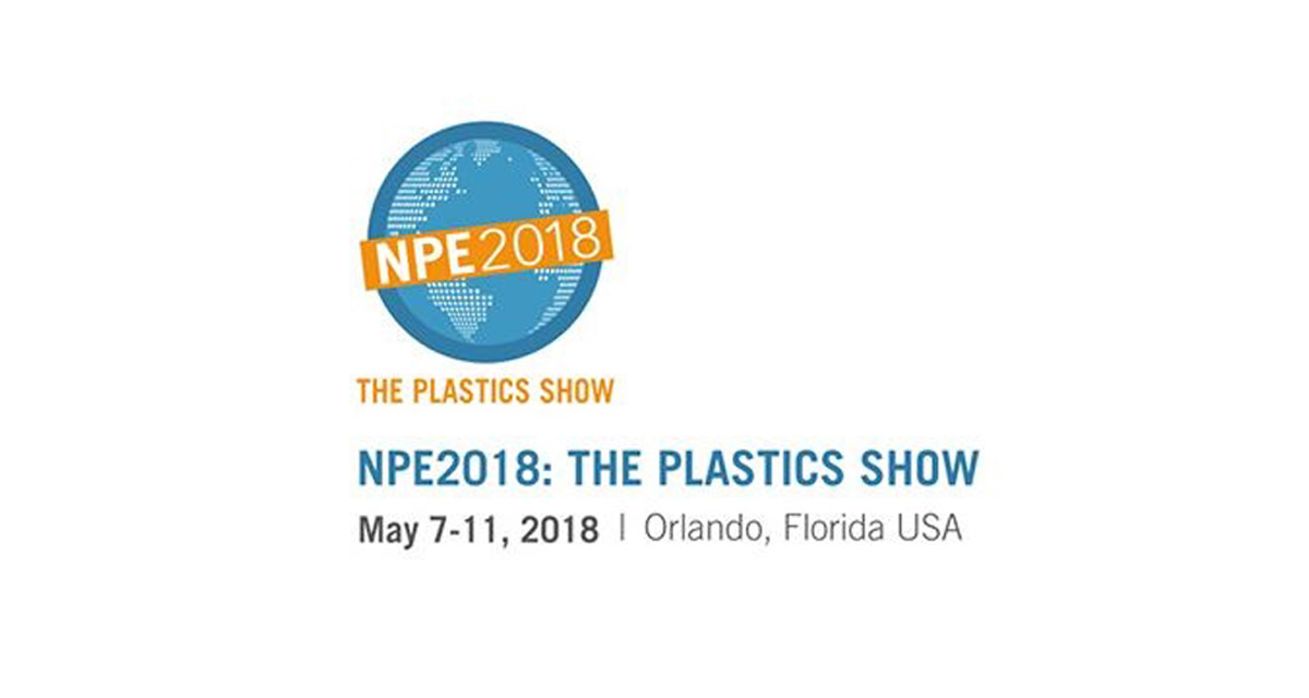 NPE 2018, THE PLASTIC SHOW